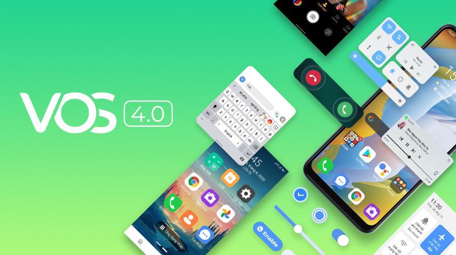 32 câu hỏi liên quan về VOS 4.0 trên Vsmart