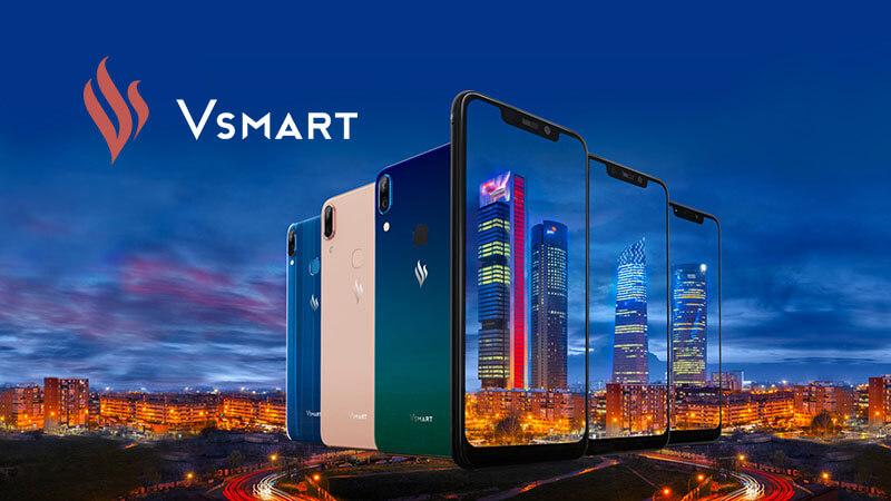 Vsmart đã bán được hơn 1.200.000 điện thoại sau 17 tháng ra mắt