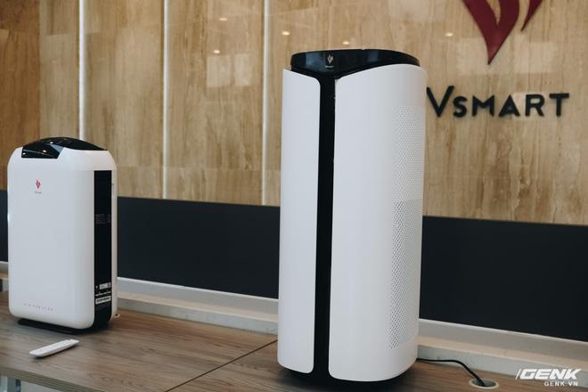 2 model máy lọc không khí Vsmart sẽ ra mắt vào tháng 12