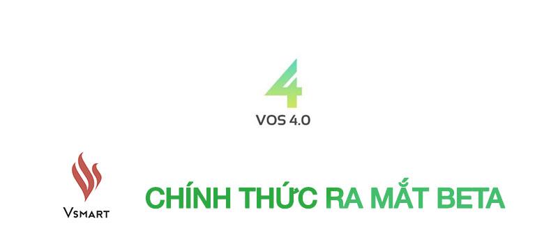 VOS 4.0 chính thức ra mắt phiên bản Beta, mời anh em trải nghiệm